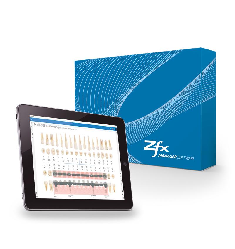 Zfx Frankfurt | Technologie: Manager Software