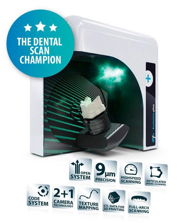 Zfx Frankfurt | Technologie: The Dental Scan Champion